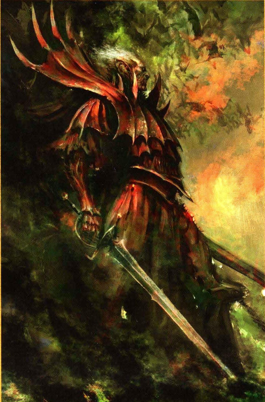 Blood Knights  Knight Warhammer Fantasy And Blood
