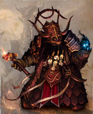 Chaos Dwarf Warhammer The Old World Lexicanum