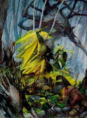 Wood Elves Warhammer Age Of Sigmar Lexicanum