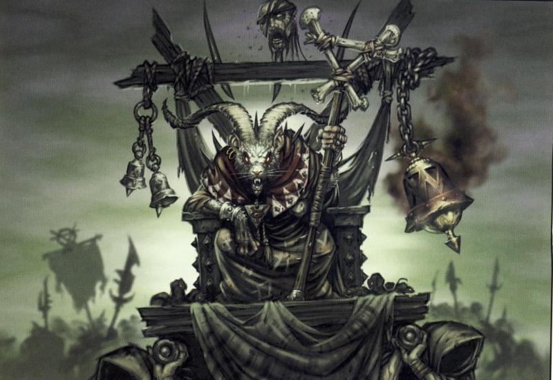 Malkk True Plaguemaster Of Clan Festerscar