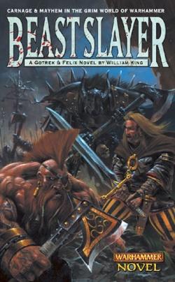 Gotrek felix novel series warhammer age of sigmar lexicanum beastslayer 1st edition fandeluxe Image collections