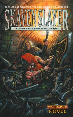 Gotrek felix novel series warhammer age of sigmar lexicanum skavenslayer 1st edition fandeluxe Image collections