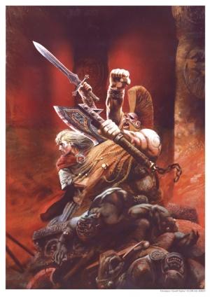 Felix gotrek warhammer comic books in warhammer gotrek and felix fandeluxe Image collections