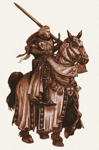 A Plea For Traditional And >> Questing Knight - Warhammer - Age of Sigmar - Lexicanum