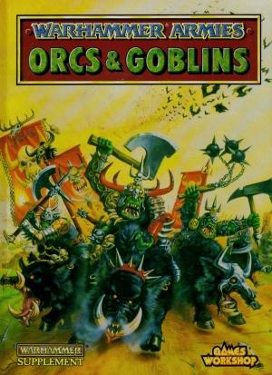 Warhammer Armies: Orcs & Goblins (4th Edition) - Warhammer