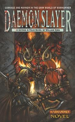 Gotrek felix novel series warhammer age of sigmar lexicanum daemonslayer 1st edition fandeluxe Image collections