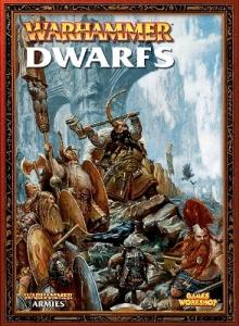 Dwarf Army Book 8th
