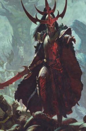 Dark Elf Master - Warhammer - Age of Sigmar - Lexicanum
