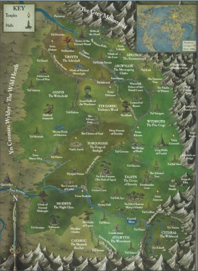 Forest Of Loren Warhammer Age Of Sigmar Lexicanum